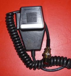 mic for midland maycom 6 pin cb microphone no channel buttons  [ 2062 x 1844 Pixel ]